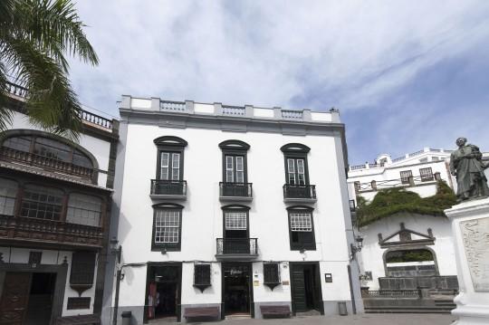 La Palma: Rathaus von Santa Cruz de la Palma