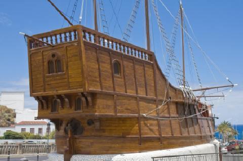 La Palma: Museo Naval