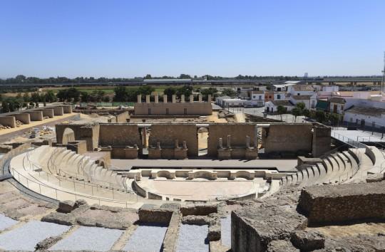 Sevilla: Itálica