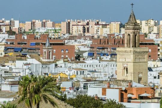Sevilla: Dächer