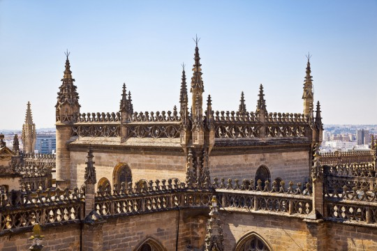 Sevilla: Kathedrale Santa María
