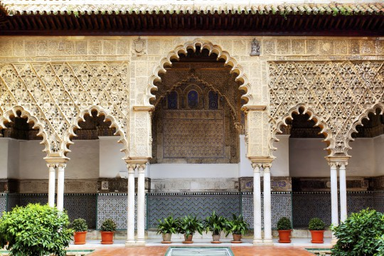 Sevilla: Alcázar