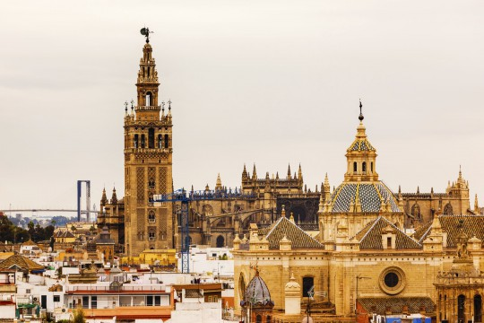 Sevilla: La Giralda
