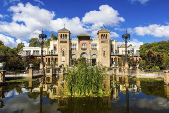 Sevilla: Museo de Artes y Costumbres Populares