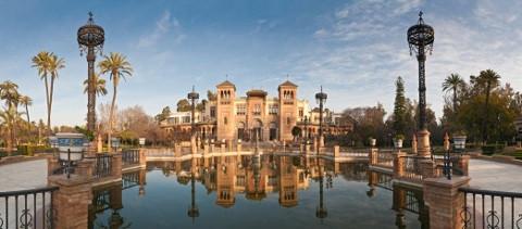 Sevilla: Plaza de América