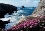 Bretagne: wilde Küste