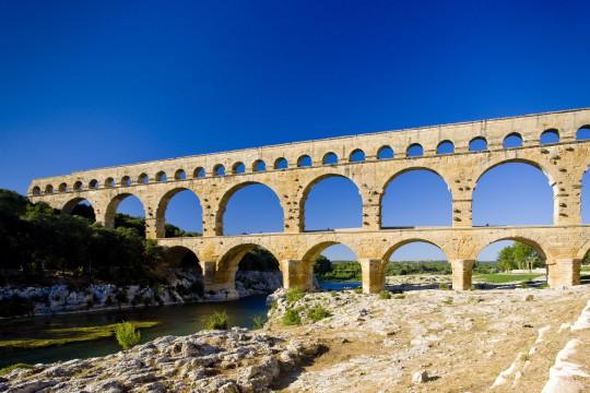 Languedoc-Roussillon: Pont du Gard