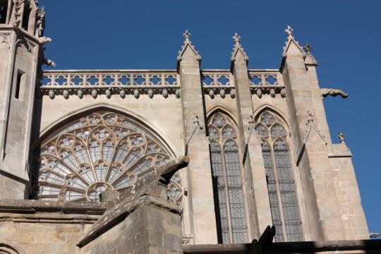 Languedoc-Roussillon: St-Nazaire et St-Celse