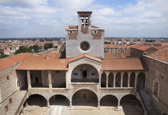 Languedoc-Roussillon: Palais des Rois de Majorque