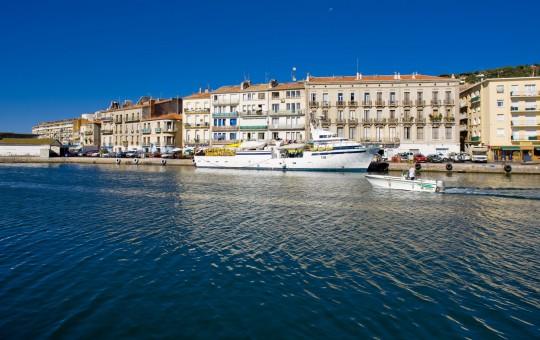 Languedoc-Roussillon: Sète