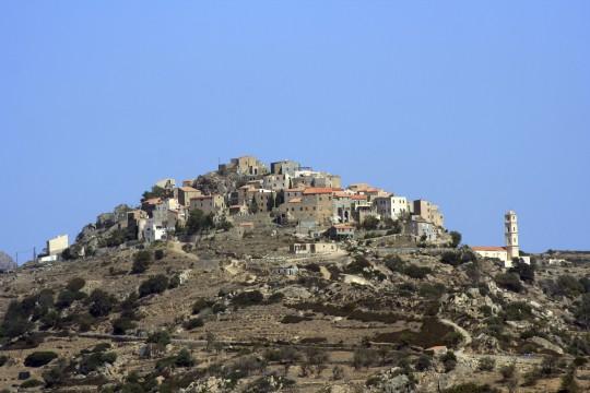 Korsika: Bergdorf Sant'Antonio