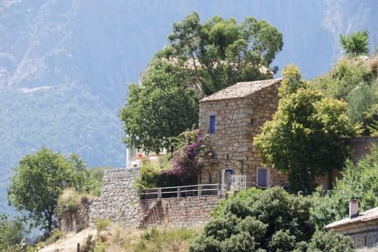 Korsika: Ota