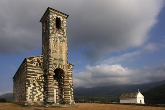 Korsika: San Michele de Murato