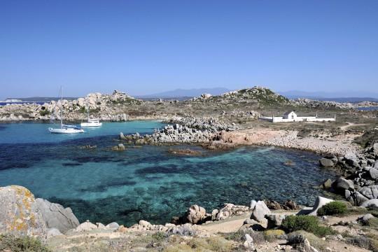 Korsika: Île Lavezzi