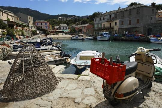 Korsika: Fischerdorf Port de Centuri