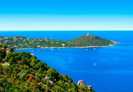 Korsika: Bucht von Campomoro