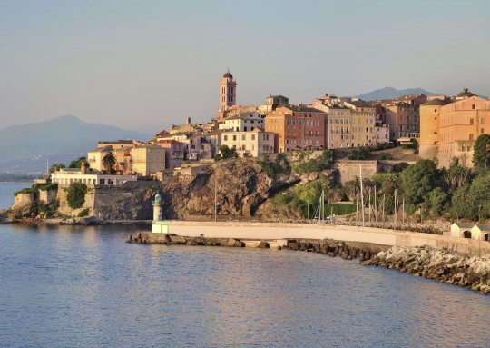 Korsika: Bastia