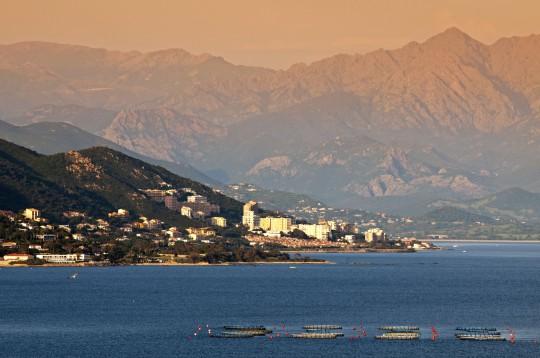 Korsika: Ajaccio