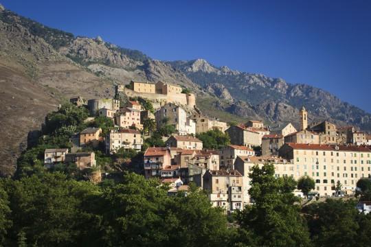 Korsika: Corte