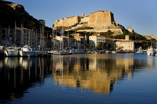 Korsika: Bonifacio