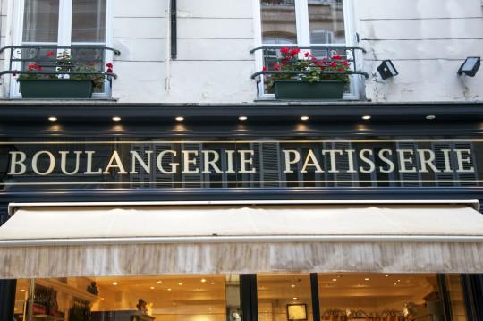 Paris: Französische Bäckerei