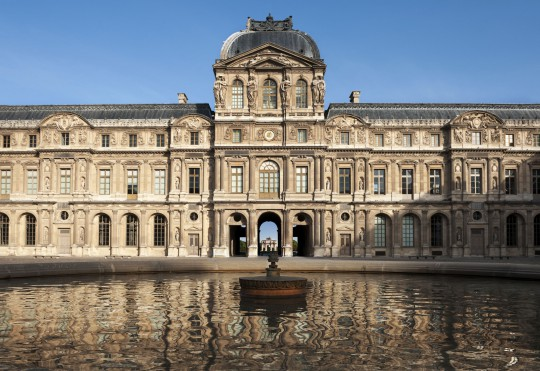 Paris: Louvre