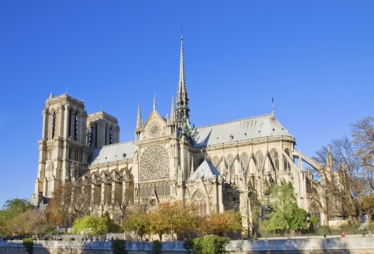 Paris: Notre-Dame