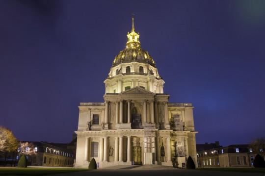 Paris: Hôtel Royal et Dôme des Invalides