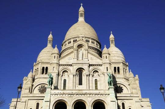 Paris: Basilique du Sacré-Coeur