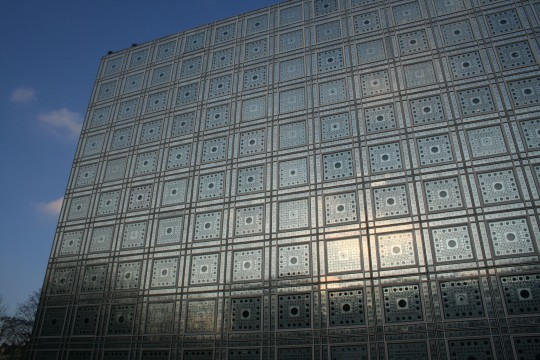 Paris: Institut du Monde Arabe