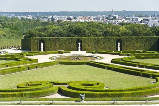 Paris: Versailles