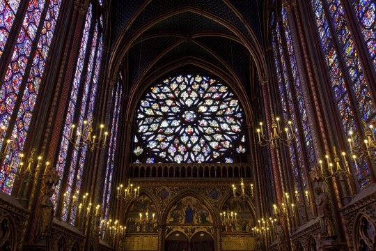Paris: Sainte-Chapelle