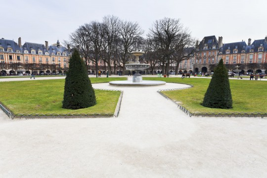 Paris: Place de Vosges