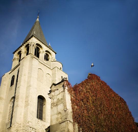 Paris: St. Germain des Prés