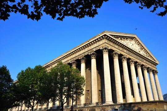 Paris: La Madeleine