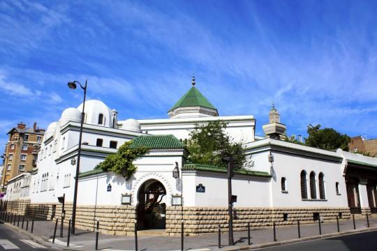 Paris: Mosquee de Paris