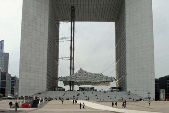 Paris: Grande Arche