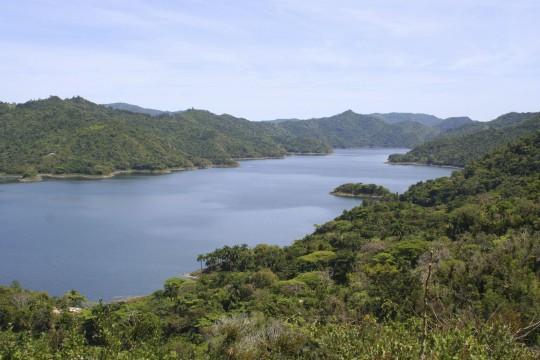 Kuba: See Hanabanilla