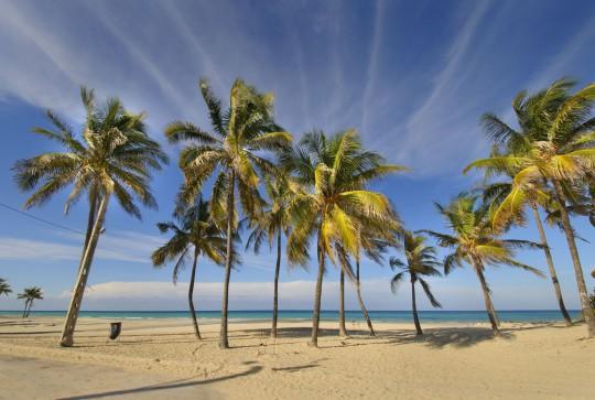 Kuba: Beach - Santa maria del mar