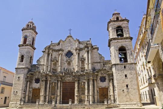 Kuba: Plaza de la Catedral