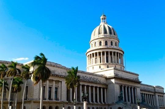 Kuba: Kapitol