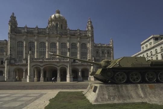 Kuba: Revolutionsmuseum