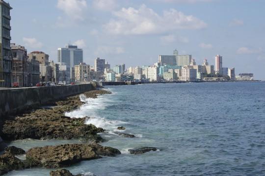Kuba: Malecon