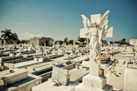 Kuba: Cementrio del Colon