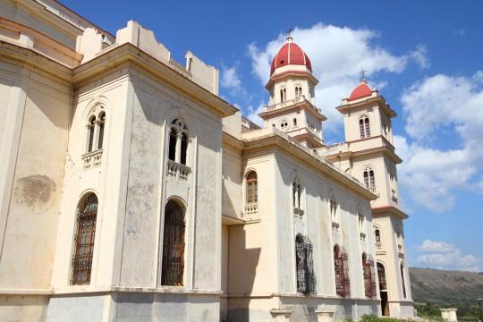 Kuba: Basilica del Cobre