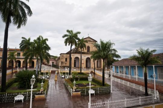 Kuba: Plaza Mayor