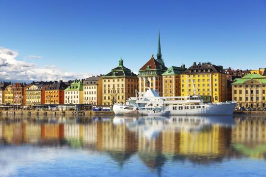 Stockholm: Altstadt