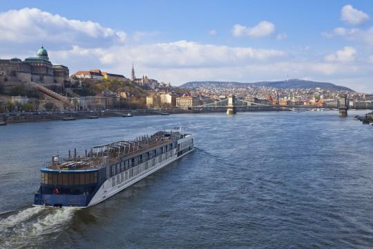 Budapest: Donau