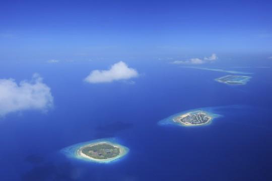 Malediven: Island Hopping