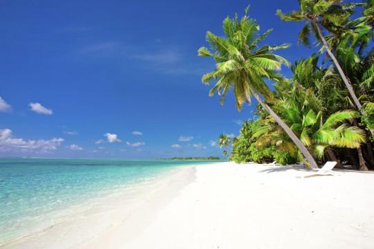 Malediven: Ferienparadies